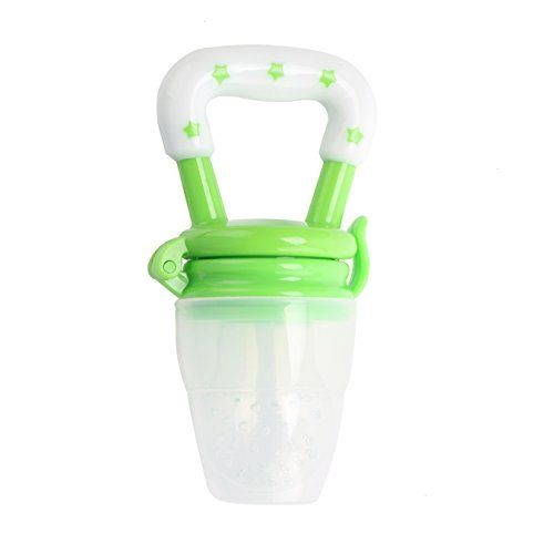 VOYEE Baby Fresh Food Feeder Fruit Feeder Infant Teething... https://www.amazon.com/dp/B074DVY74V/ref=cm_sw_r_pi_dp_U_x_FuZJAbK4KFV1H