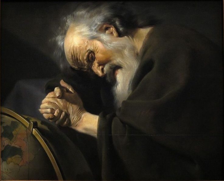 «Εξερεύνησα τον εαυτό μου», λέει ο Ηράκλειτος, ο οποίος δεν υπήρξε μαθητής κανενός. Αναζήτησε την αλήθεια για τη ζωή βαθιά μέσα στο μυαλό του,