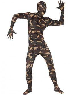 Oblek Morphsuit - vojenský vzor