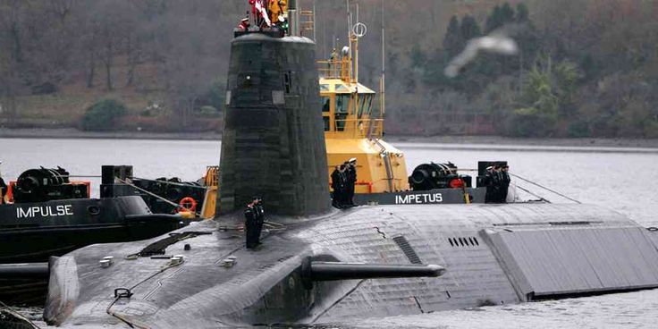 "Top News: ""UK POLITICS: Trident Nuclear Submarine Replacement Plans 'Unachievable': Watchdog"" - https://i2.wp.com/politicoscope.com/wp-content/uploads/2017/01/Trident-Ballistic-Missile-Submarine-UK-POLITICS-HEADLINE-NEWS.jpg?fit=1000%2C500 - Arthur West, chairman of Scottish Campaign for Nuclear Disarmament: ""The Trident program continues to be a shambles from a cost point of view.""  on Politics - http://politicoscope.com/2017/07/25/uk-politics-trident-nuclear-submarine-r"