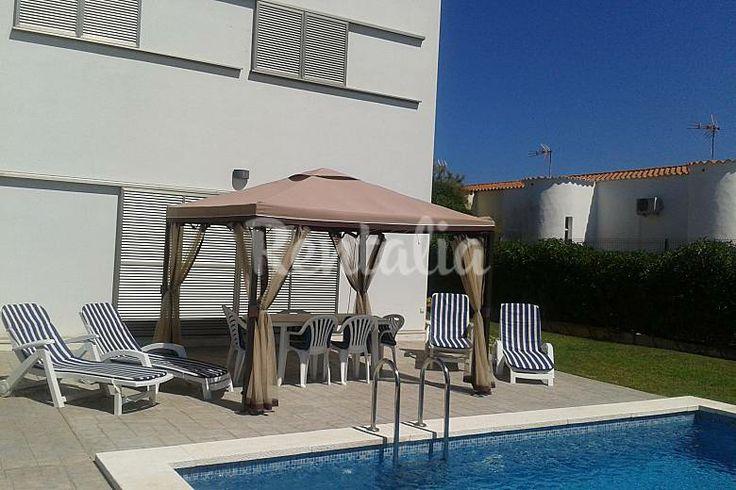 Villa en location à 500 m de la plage Minorque