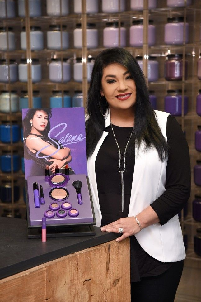EXCLUSIVE: MAC Selena Quintanilla collection... | Marie Claire