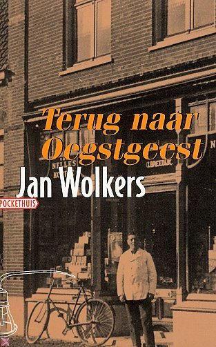 Jan Wolkers - Terug naar Oegstgeest. Vader Wolkers had in Oegstgeest net voor de crisistijd een chique winkel in comestibles geopend, ..