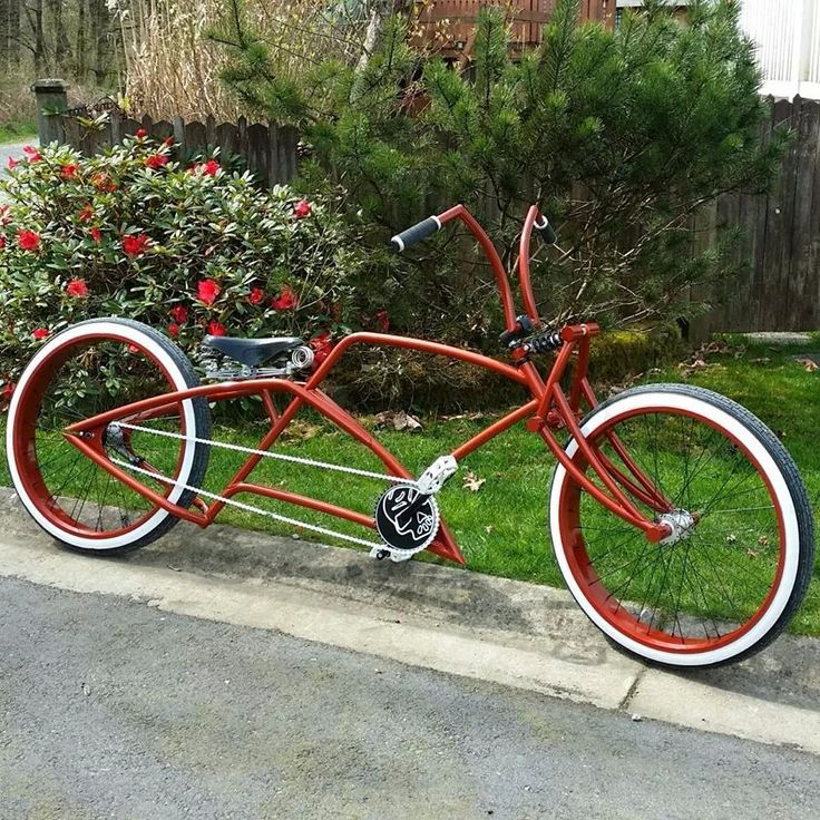 286 Best Images About Custom Bicycles & Trikes On