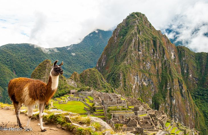 Machu Picchu and other places to visit in Peru.