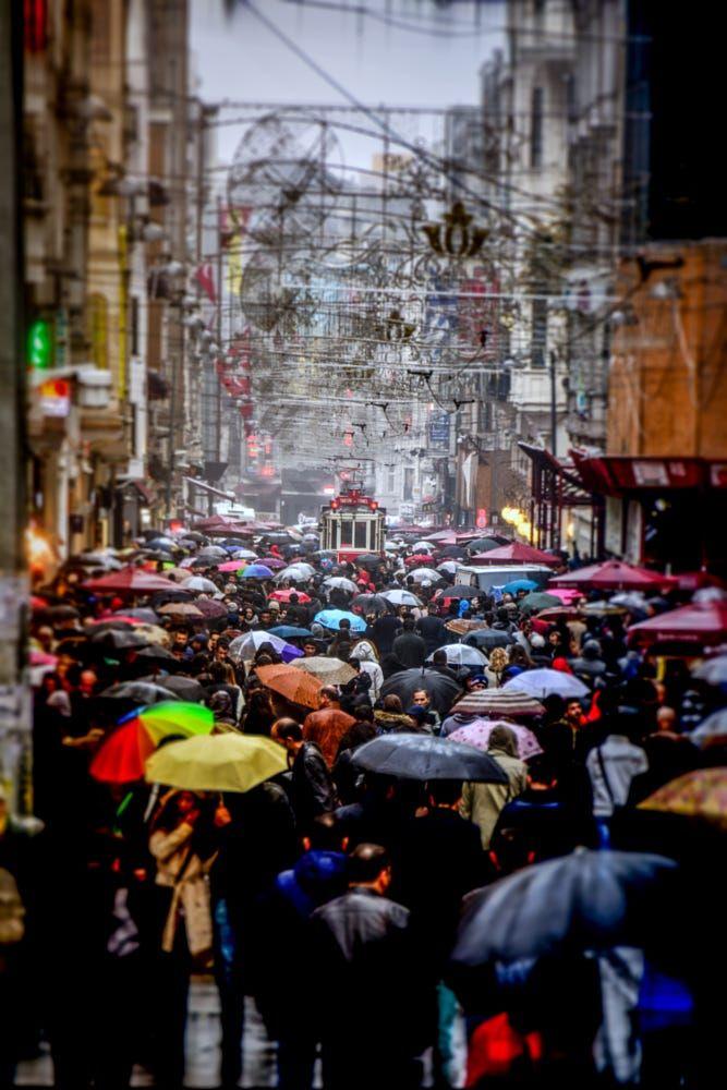 İstiklal Street Istanbul