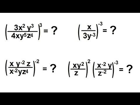 PreCalculus - Algebra Fundamental Review (4 of 80) Simplifying Square Roots & Exponents Ex. 1 - YouTube