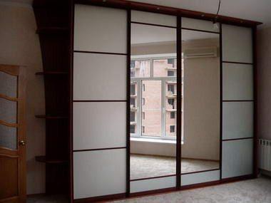 Шкаф купе угловой 14 » Изготовление мебели на заказ г.Тюмень | 285x380