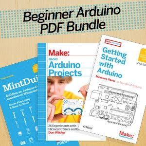 Beginner Arduino PDF Bundle