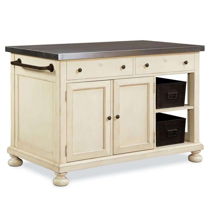River House Kitchen Island By Paula Deen By Universal: River House Kitchen Island By Paula Deen By Universal
