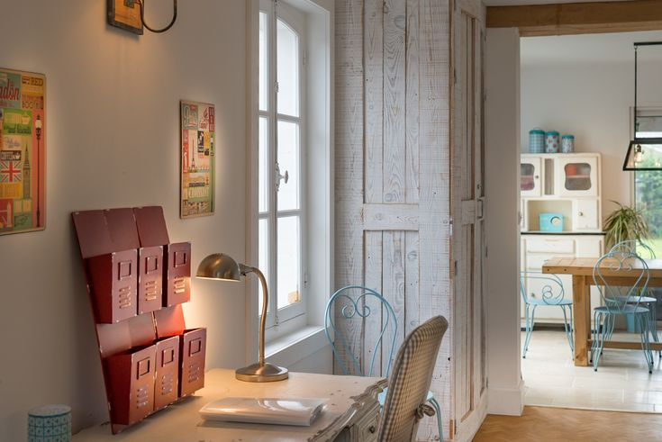 Beaufleury, Hossegor, Aquitaine, South West France. Beautiful period stone house with lots of of character and tastefully renovated. Quiet retreat but near famous beaches... #holiday #rental #villa #france