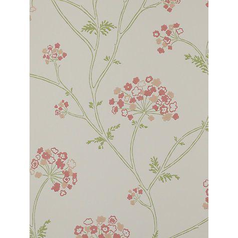 Buy Jane Churchill Angelica Wallpaper Online at johnlewis.com