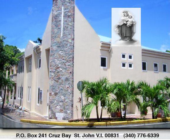 Our Lady of Mt. Carmel Parish, St. John, U.S.V.I.
