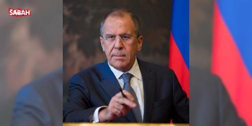 """Rusya'dan flaş Suriye açıklaması!: Rusya Dışişleri Bakanı Sergey Lavrov, """"ABD'nin, Suriye'de çatışmasızlık bölgeleriyle ilgili yürütülen sürece katılmasından memnuniyet duyarız."""" dedi."""