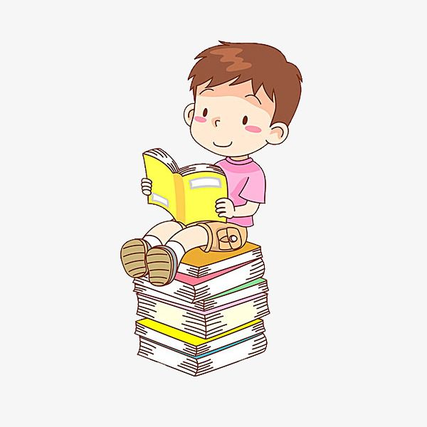 Cartoon Jane Pen Book Boy Handsome Hand Demure Jane Pen Little Clipart Boy Clipart Reading Clipart Book Clipart Book Clip Art Arabic Kids Clipart Boy