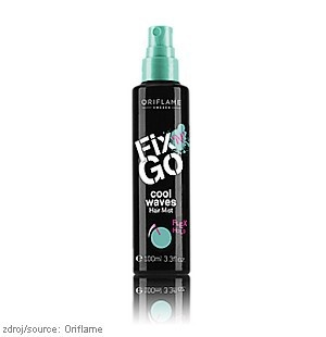#Sprej pro zvlnění vlasů Fix 'N' Go :: Oriflame #kosmetika pro vaši krásu  www.orif24.cz