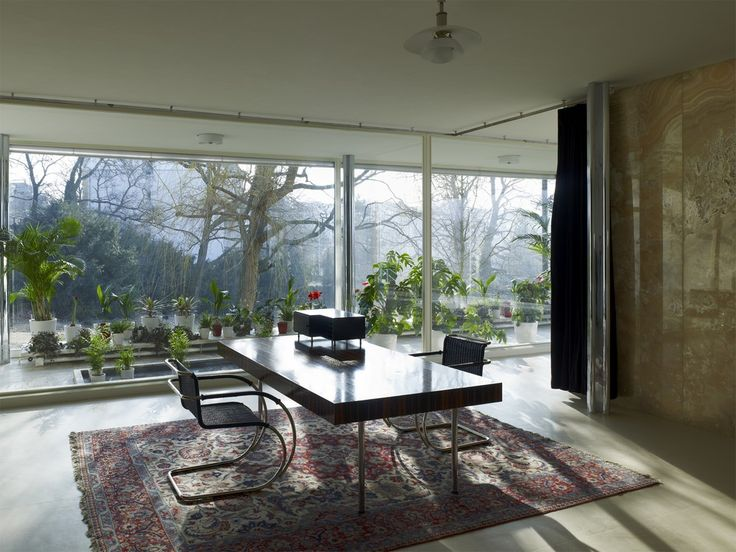 25 best Mies Villa Tugendhat images on Pinterest Ludwig mies