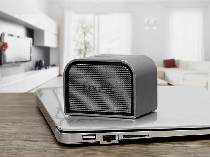 Electronics: Enusic 001 X-Bass Bluetooth Speaker, 50% OFF Sale