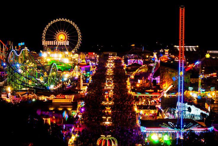 Oktoberfest ... little Las Vegas by Coupido, via 500px