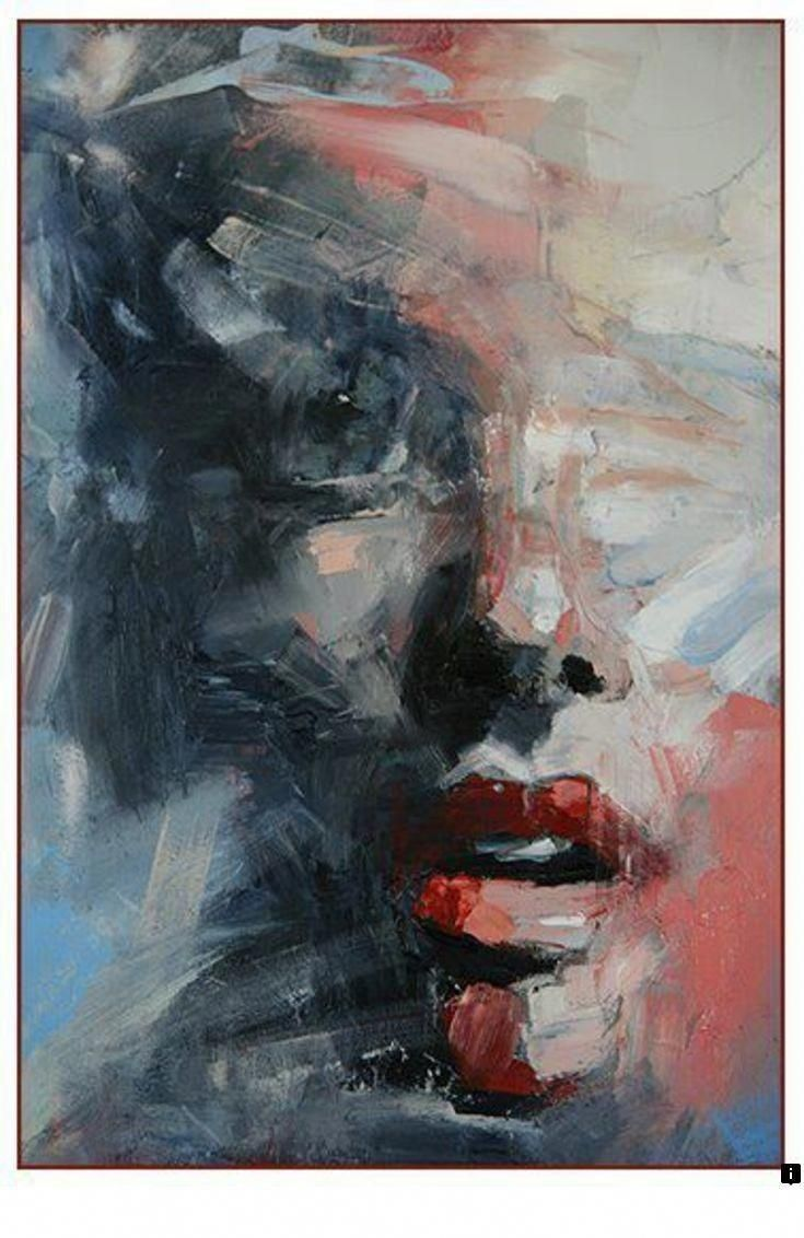 Figure Out Even More Information On Buy Abstract Art From Dolna In Have A Look At Our Website Portrait Art Abstract Art Painting Art