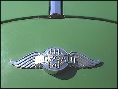 Cranmog - Morgan Sports Car Club - Gallery