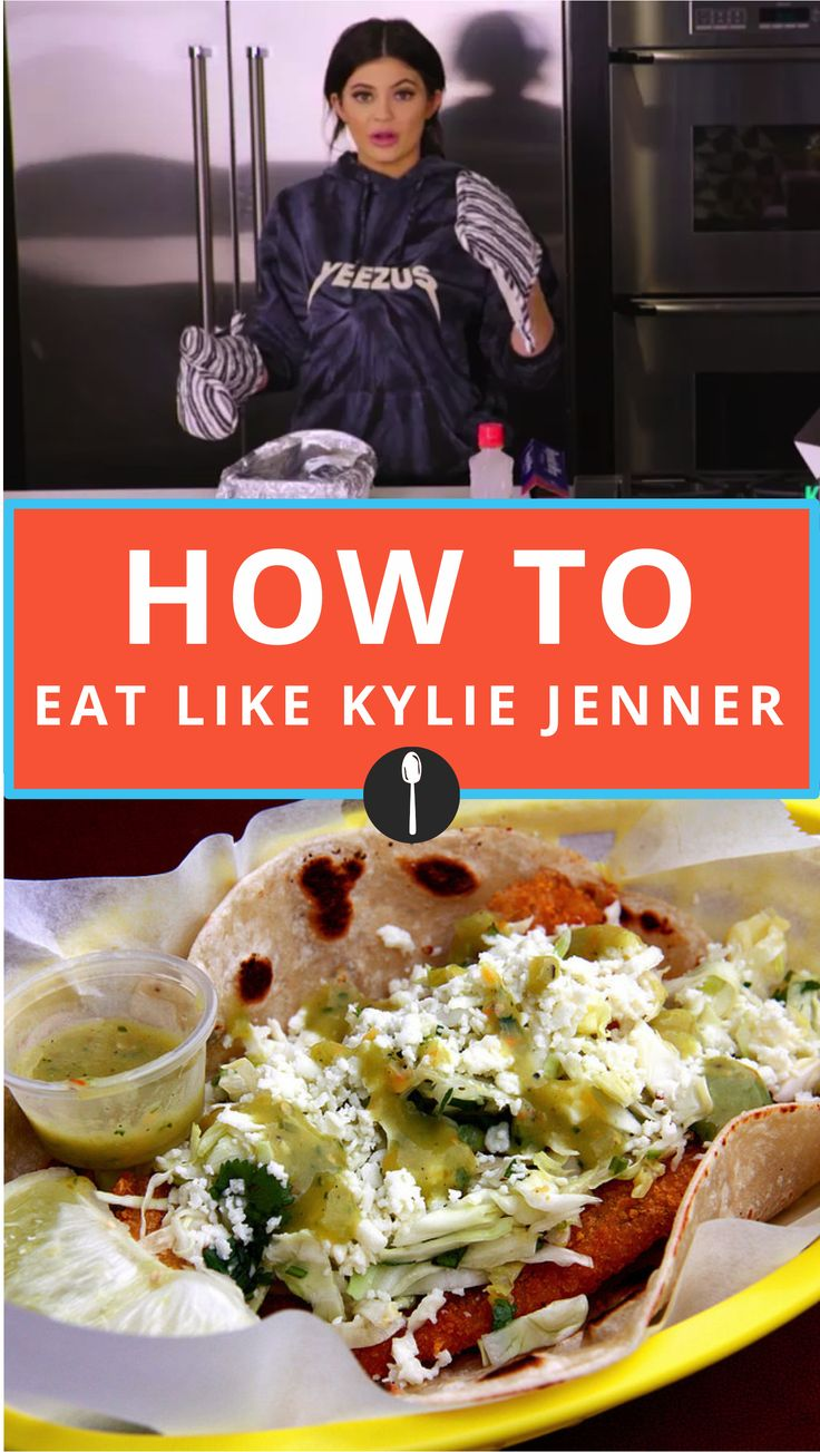 Eat like Kylie Jenner with these recipes.