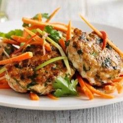 Thai Salmon Fishcakes