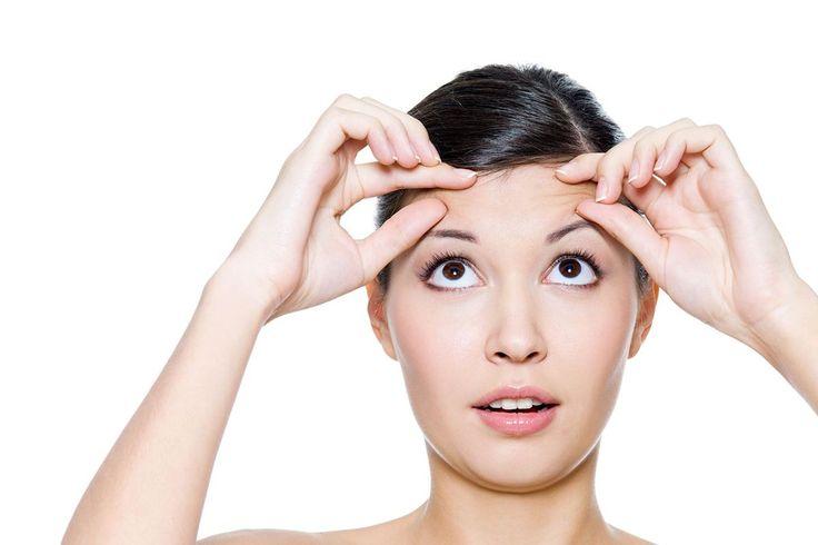 Centrum plastickej&estetickej chirurgie - Natiahnutie kože čela (forehead lifting)