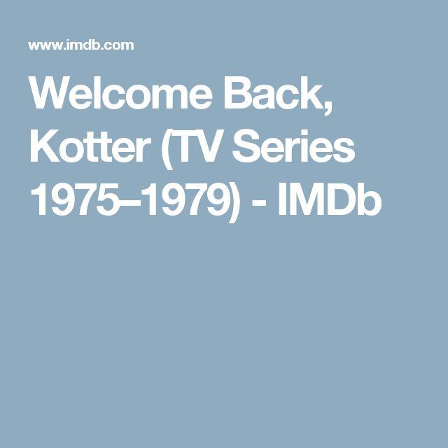 Welcome Back, Kotter (TV Series 1975–1979) - IMDb