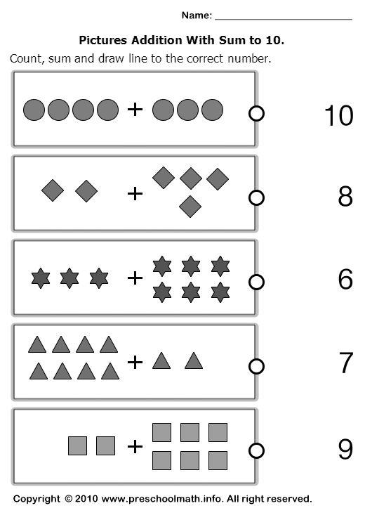 32 best Kindergarten work sheets images on Pinterest ...