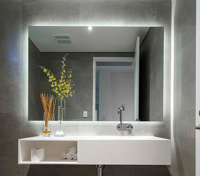 260 best decor bathroom ideas images on pinterest for Bathroom mirror trends