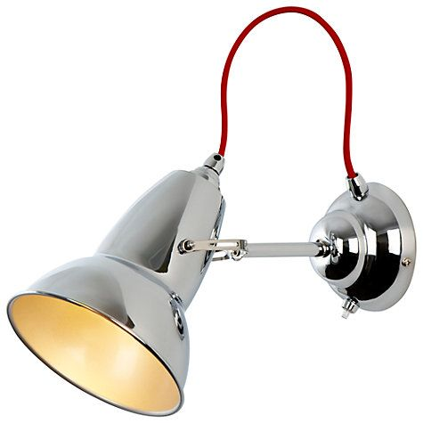 Buy Anglepoise Duo Wall Light Online At Johnlewis Com For