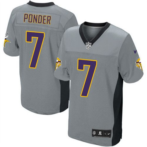 christian ponder 49ers jersey