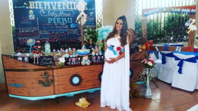 Baby Shower Marinero - Blog de BabyCenter