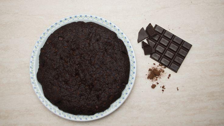 Brownies di zucchine Oggi che mangio?