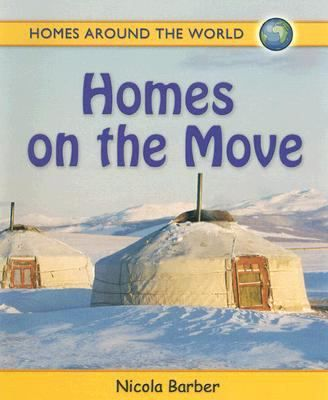 What makes a moveable home? -- Tents and shelters -- Trailers and houseboats -- Building a moveable home -- Inside a moveable home -- The weather -- The environment -- School and play -- Going to work -- Getting around -- Where in the world? -- My own igloo.