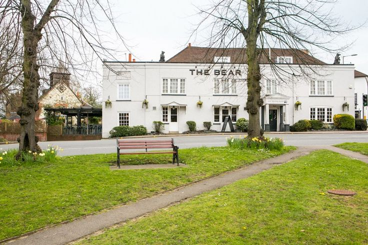 The Bear Hotel, Young's Hotels in Esher Surrey