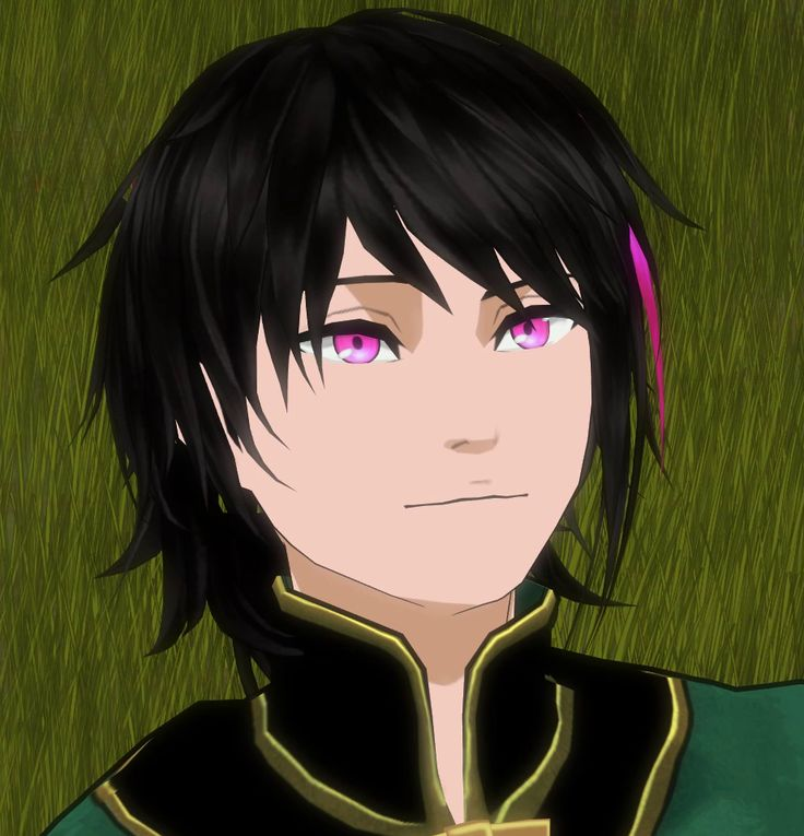 Anime Characters Named Ren : Lie ren the o jays he has and rwby