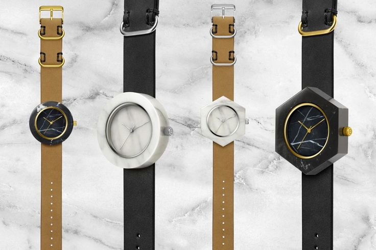 For the love of marble - The Mason Watch Collection by Analog Watch Co.