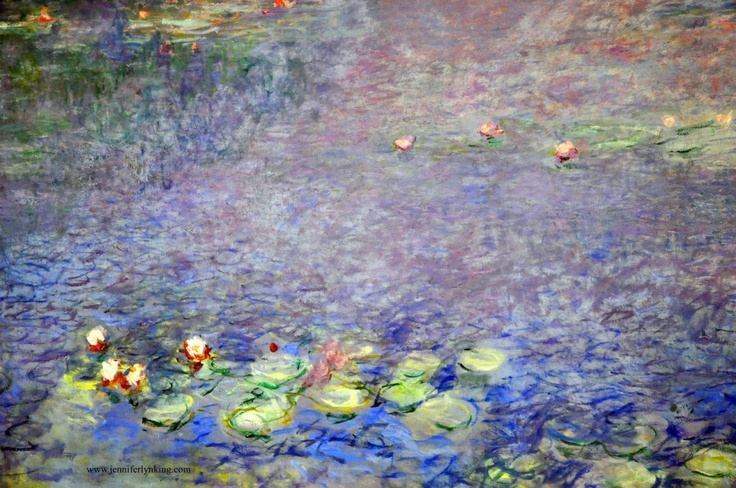 .: Lilies Paintings, Monet Paintings, Claude Monet, Waterlilies, Google Search, Many Waterlili, Art Exhibitions, Monet Water Lilies, Colour Palettes