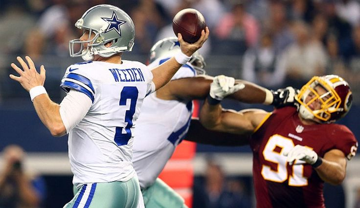 Dallas Cowboys: Who Is Starting Against The New England Patriots – Brandon Weeden Or Matt Cassel?