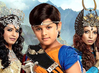 Double trouble in SAB TV's Baal Veer!