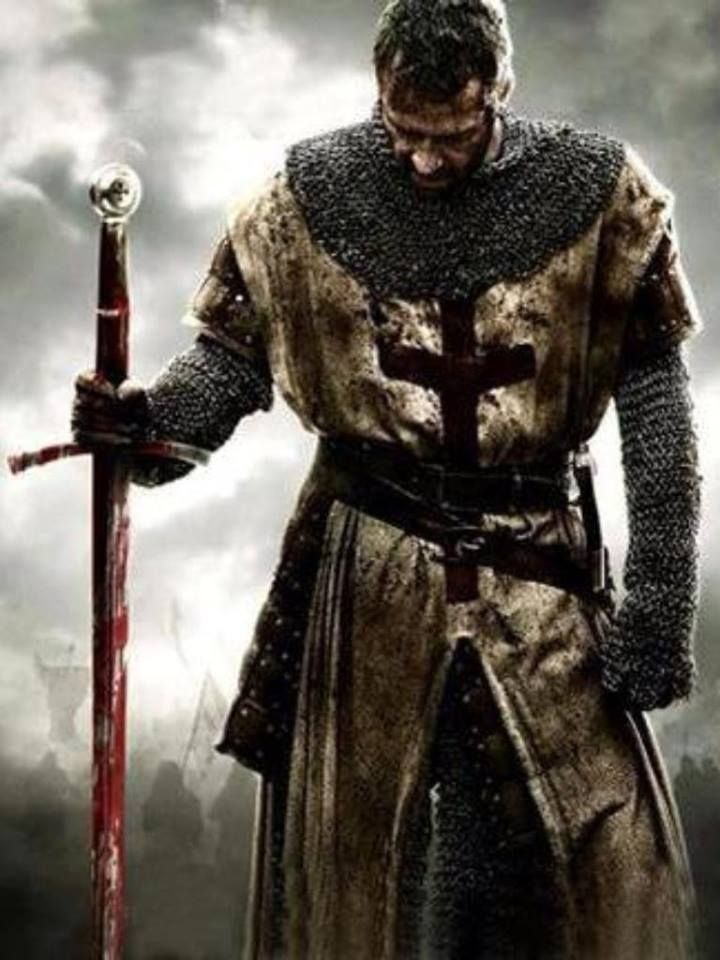 Templar Knight A Warrior For God