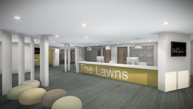 Lawns Centre - University of Hull