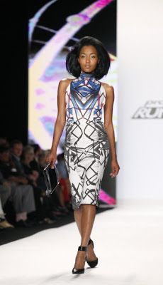 Project Runway ~: Dom Streater