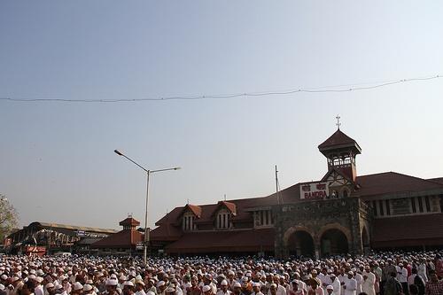 Bandra Bakra Eid Namaz 2012