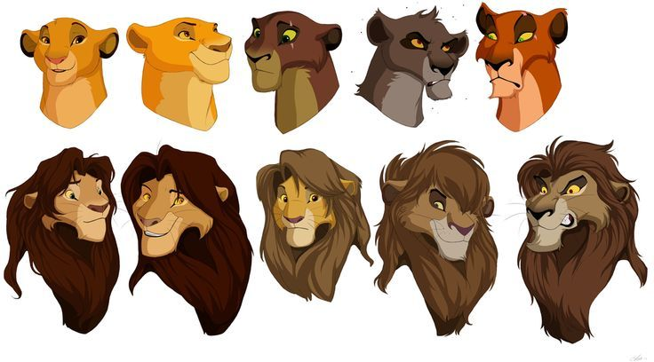 Lion king characters scar - photo#49