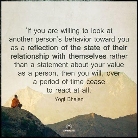 Reflections on Life : Post Estrangement: Processing Acceptance