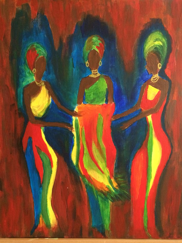 African women 2