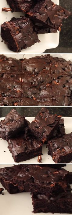 El Brownie más fácil y rico de la vida. #brownie #facil #rico #lomejor #delmundo #receta #recipe #casero #torta #tartas #pastel #nestlecocina #bizcocho #bizcochuelo #tasty #cocina #chocolate Hornear a 150 °C, por un tiempo de 20 minutos. Recuer...